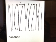 (1103) Michalina Mosurek: Kaligrafia
