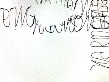 (1110) Michalina Mosurek: Kaligrafia