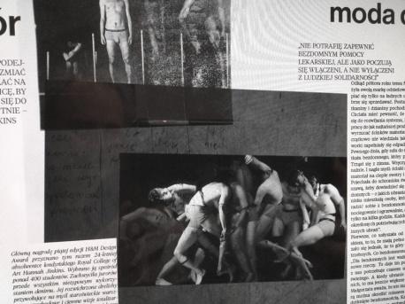 (0302) Michalina Mosurek: Nożyczki